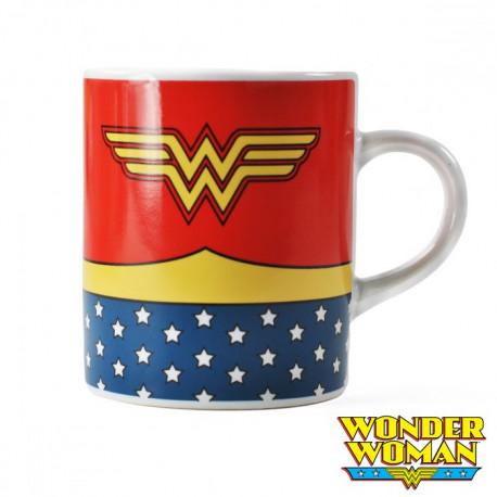 Tasse à Expresso Wonder Woman Costume