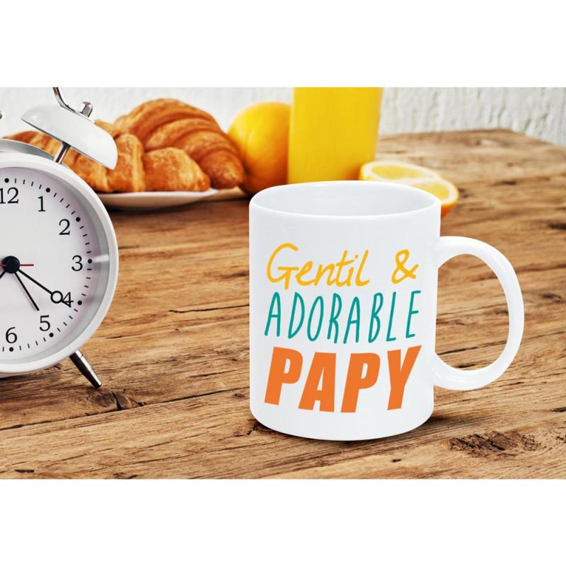 mug papy gentil adorable sur kas design distributeur de mugs originaux. Black Bedroom Furniture Sets. Home Design Ideas