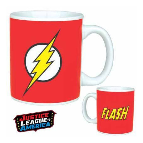 Mug Flash Justice League