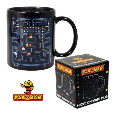 Mug PacMan Thermoréactif