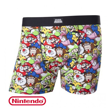Boxer Nintendo Personnages Super Mario Bros