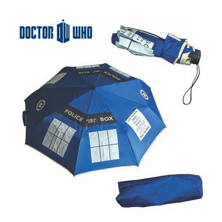 Parapluie Tardis Dr Who