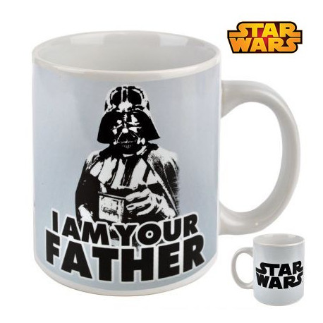 Mug Dark Vador I am Your Father Star Wars