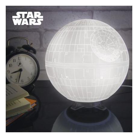 Lampe Usb Etoile de la Mort Star Wars