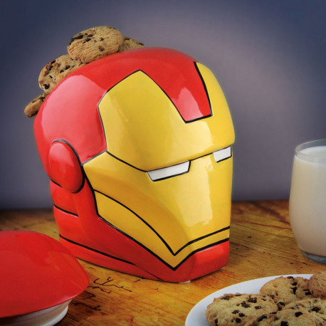 Boîte à Gâteaux Iron Man Marvel