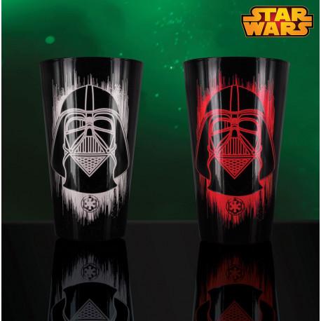 Verre thermoréactif Dark Vador Star Wars