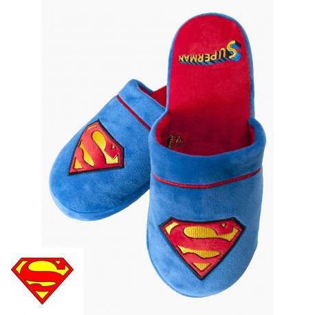 Chaussons Superman Logo