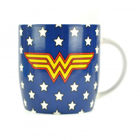 Tasse Wonder Woman Etoiles