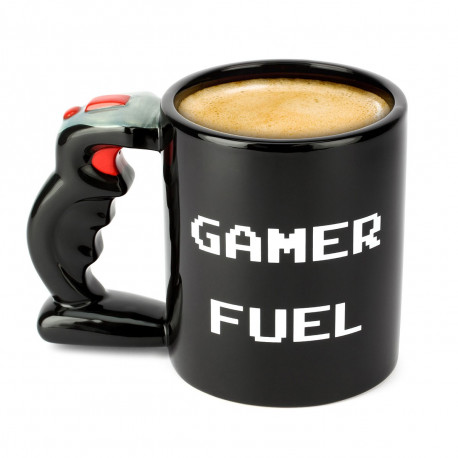 Mug Géant Manette - Gamer Fuel