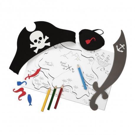 Set pirate boîte