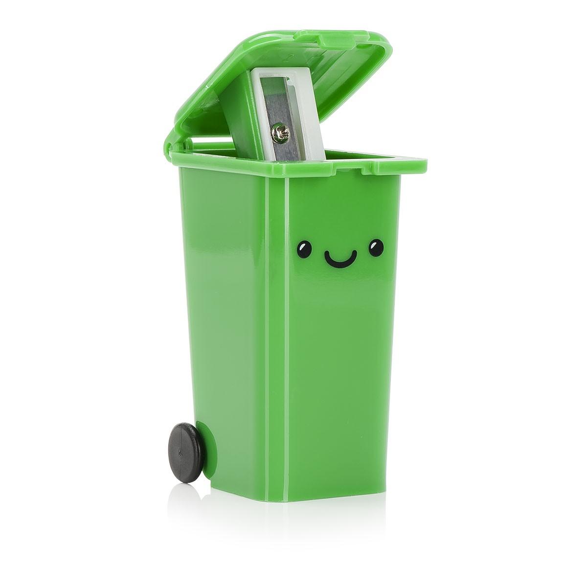 Taille crayon poubelle par kas design distributeur de for Distributeur fourniture bureau