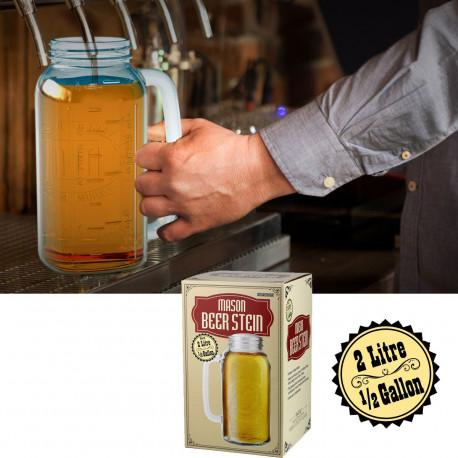 Maxi Chope Bière en Verre