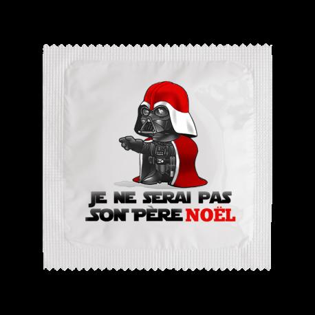 Préservatif - Je ne serai pas son Père Noël