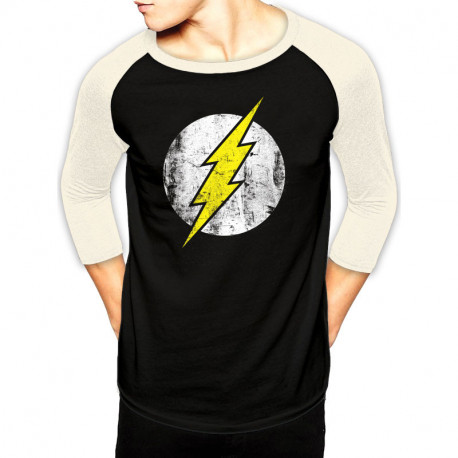 T-shirt Flash manches 3/4 Homme