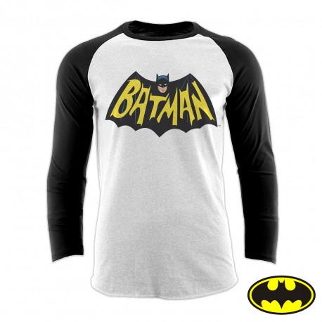 T-shirt Batman manches longues Homme