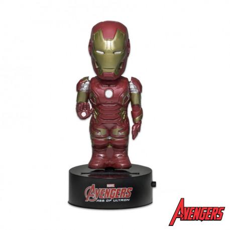 Figurine Iron Man Corps Branlant