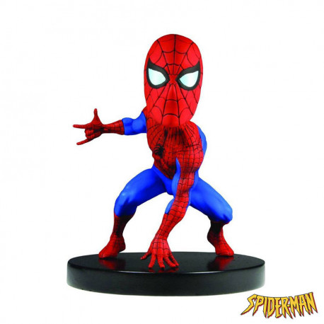 Figurine Spiderman Marvel à Tête Oscillante