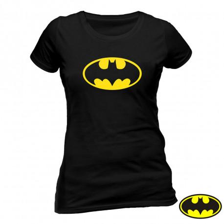 T-shirt Batman Femme