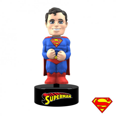 Figurine Superman corps branlant