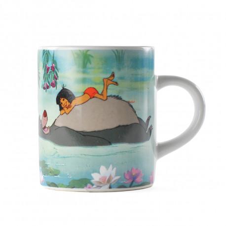 Tasse à expresso Mowgli et Baloo Le Livre de la Jungle Disney