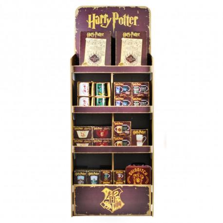 Présentoir Harry Potter Cartonné