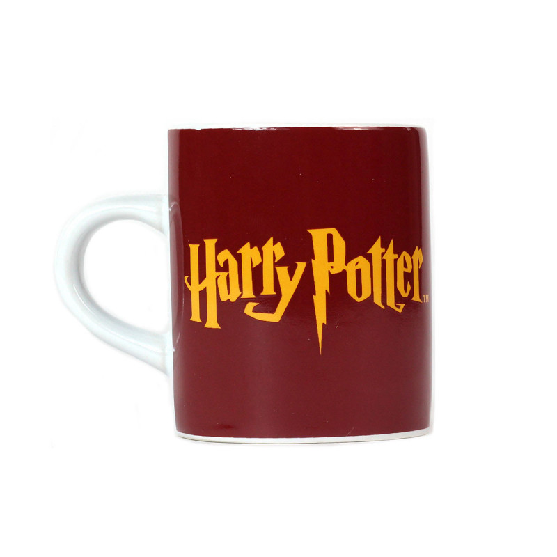tasse expresso harry potter poudlard voie 9 3 4 par kas design distributeur d 39 articles. Black Bedroom Furniture Sets. Home Design Ideas