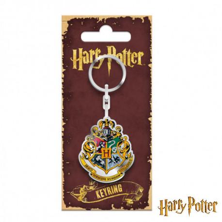 Porte-Clés Harry Potter Blason Poudlard