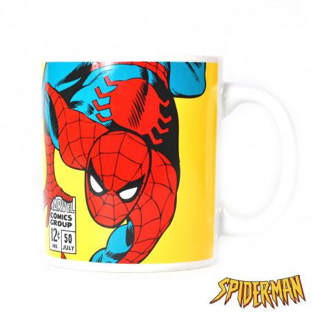 Mug Spiderman Marvel Comics