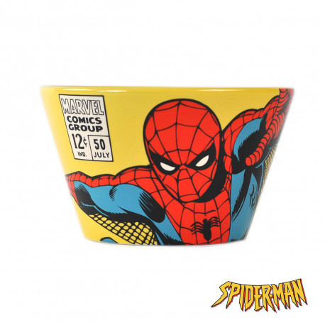 Bol Spiderman Marvel Comics