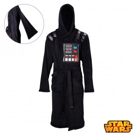 Peignoir Dark Vador Star Wars avec Cape