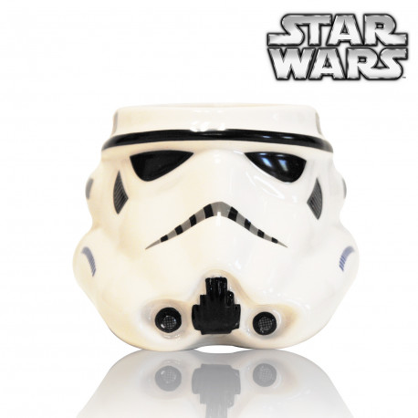 Tasse 3D Stormtrooper Star Wars