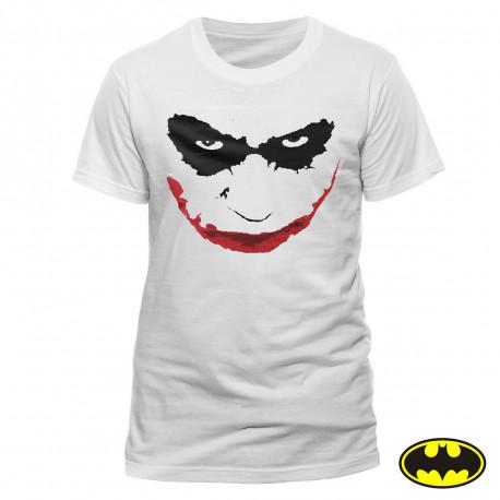 T-Shirt Blanc Le Joker