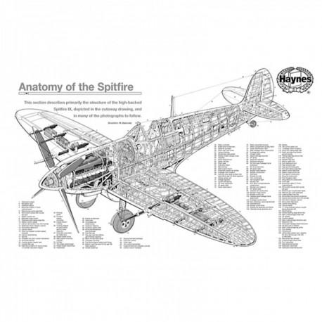 Puzzle Spitfire 1000 Pièces