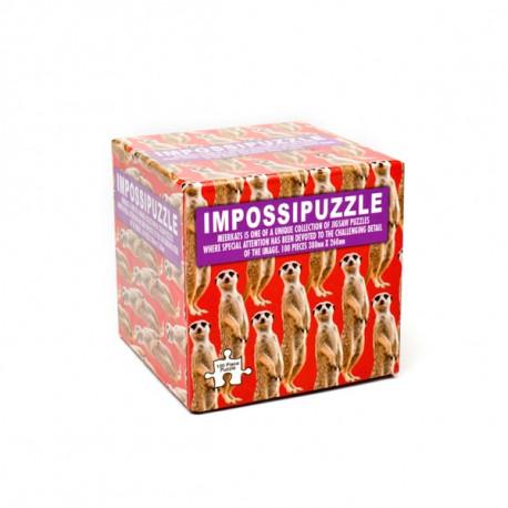 Impossipuzzle Cube Suricates