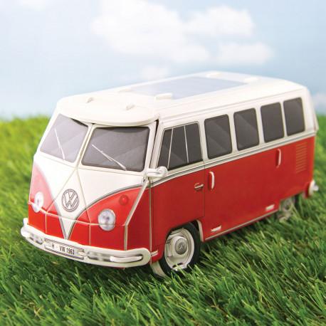 Puzzle 3D Campervan Volkswagen