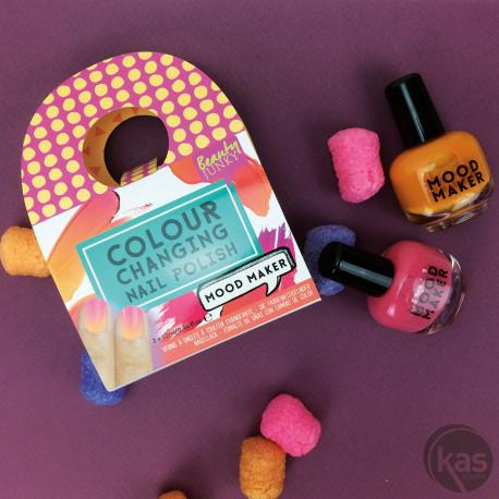 Vernis à ongles couleurs changeantes