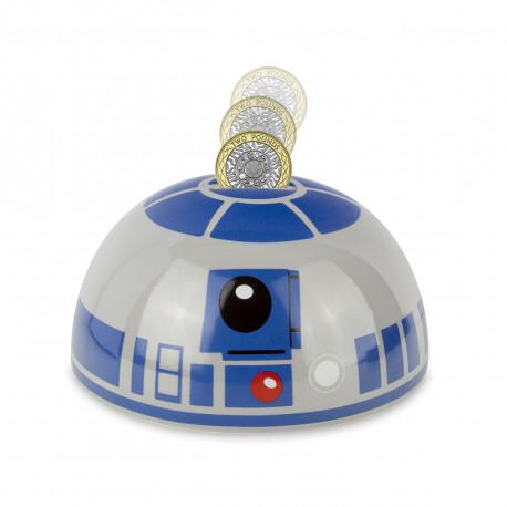 Tirelire Tête R2D2 Star Wars Céramique