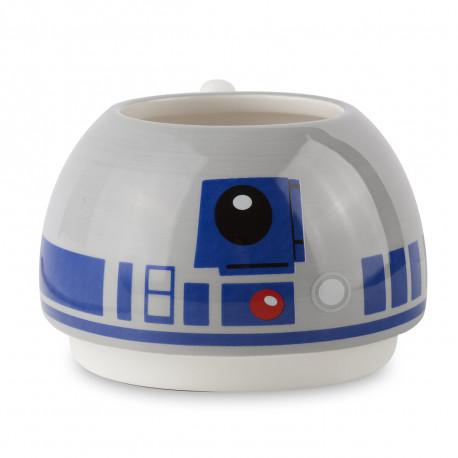 Tasse 3D Tête R2D2 Star Wars