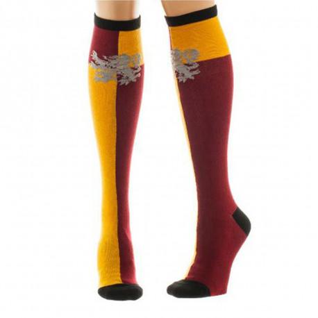 Chaussettes Hautes Harry Potter Gryffondor