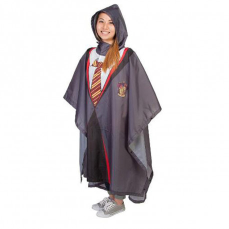 Poncho Harry Potter Gryffondor