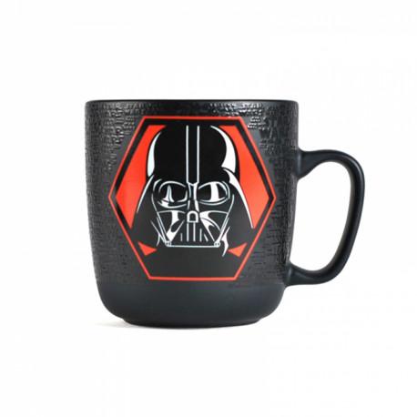 Mug dark vador star wars relief sur kas design - Visage de dark vador ...