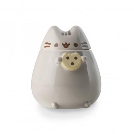 Mug 3D Pusheen le Chat avec Couvercle