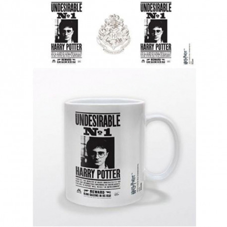 Mug Harry Potter - Undesirable n°1