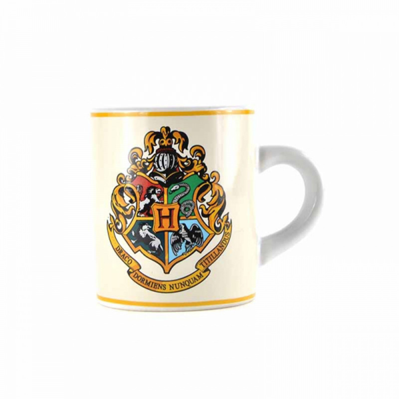 Tasse expresso harry potter poudlard blason chez kas design - Harry potter blason ...