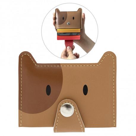 Porte cartes chien chez kas design accessoires astucieux - Porte gamelle chien design ...
