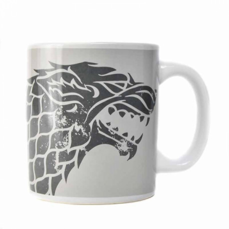 Mug Game of Thrones Stark