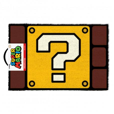 Paillasson Super Mario Bros Nintendo