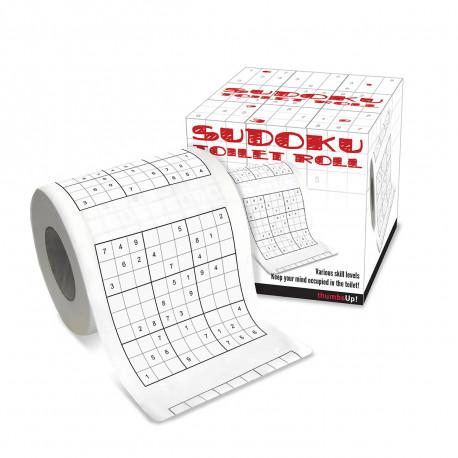 Papier Toilette Sudoku