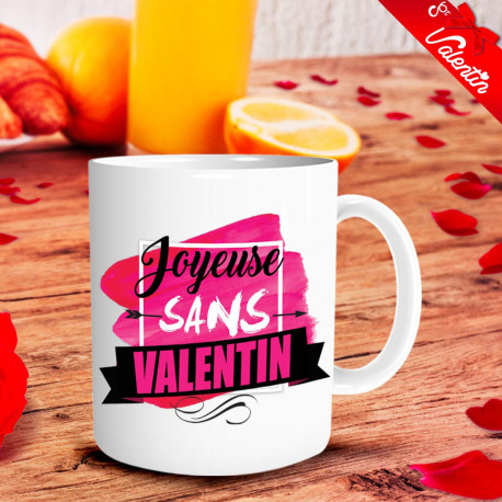 mug joyeuse sans valentin chez kas design. Black Bedroom Furniture Sets. Home Design Ideas
