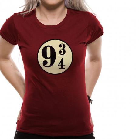T-Shirt Femme Harry Potter Voie Express 9 3/4